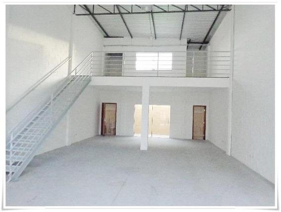 Salão Comercial Para Locação, Jardim Da Balsa Ii, Americana. - Codigo: Sl0018 - Sl0018