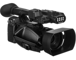 Panasonic Ag Ac30 Full Hd Filmadora Com Touch Lcd E Led