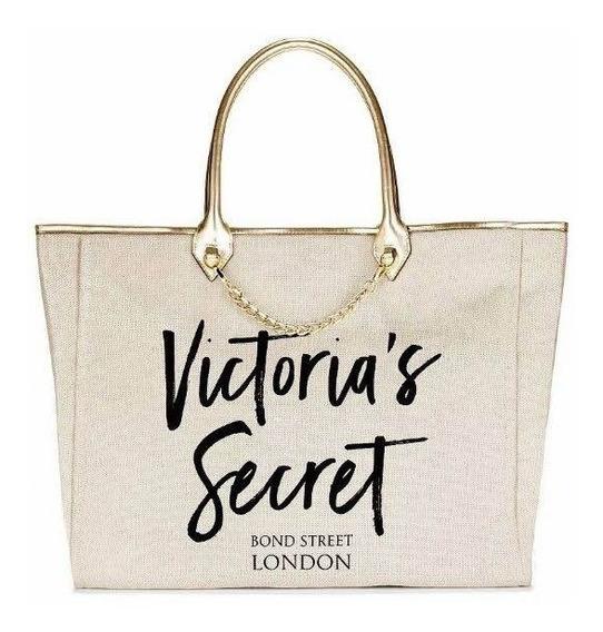 Victorias Secret Bolso Cartera Tote Shopping Bag Imp Usa