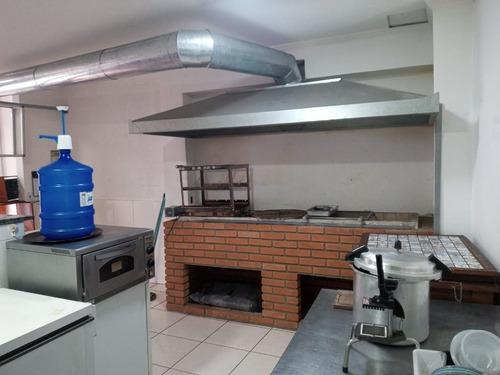 Imagem 1 de 9 de Rotisserie De Bairro Em Santo André - Pt0277