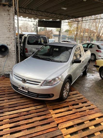 Volkswagen Saveiro Cabina Extendida Y Media Gnc