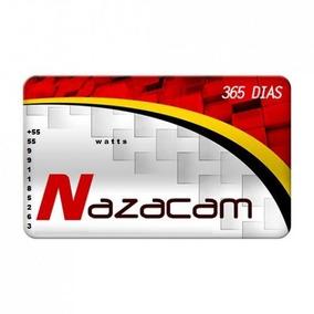 Cartao Nazacam 365 Original (envio Na Hora)