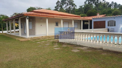 Chácara Residencial À Venda, Ouro Fino, Santa Isabel. - Ch0002