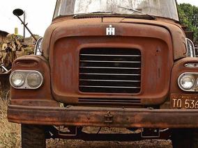 Caminhão Pipa Internacional 1960