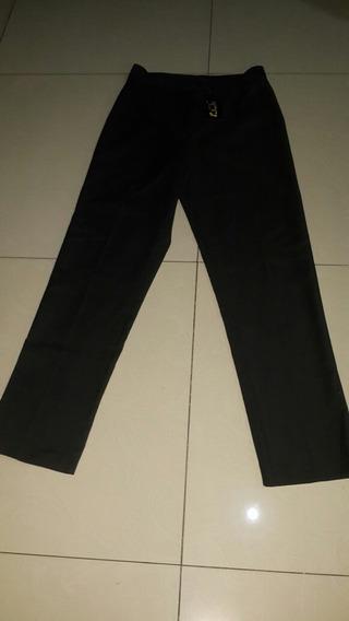 Pantalon Corte Alto De Vestir