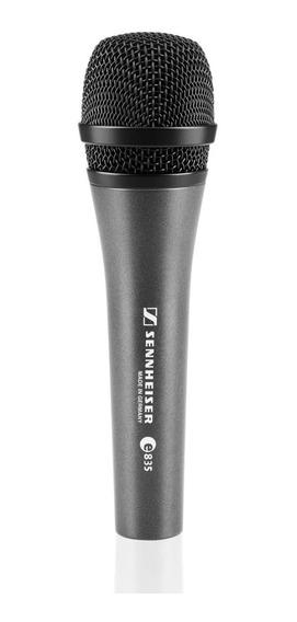 Microfone Sennheiser E835 Dinamico Caridoide