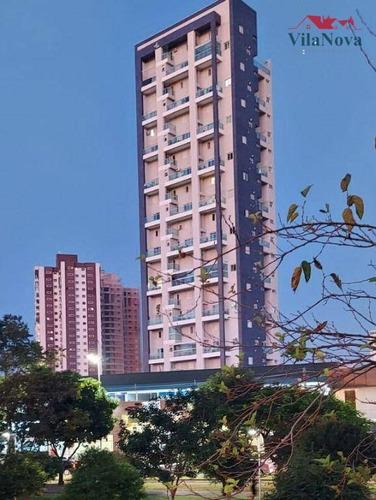 Apartamento Com 2 Dormitórios À Venda, 99 M² Por R$ 450.000,00 - Vila Todos Os Santos - Indaiatuba/sp - Ap2550