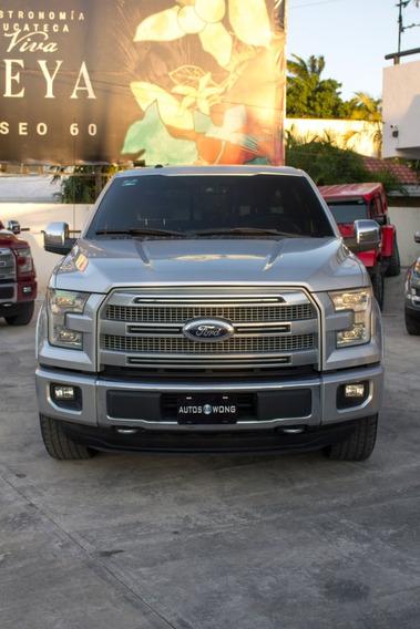 Ford Lobo Platinum Excelentes Condiciones