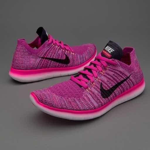 Tênis Nike Free Original De Corrida Flyknit