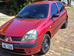 Renault Clio 1.0 16v Authentique 5p