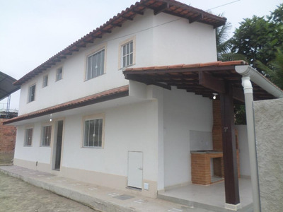 Casa Em Maria Paula, São Gonçalo/rj De 120m² 3 Quartos À Venda Por R$ 240.000,00 - Ca213232