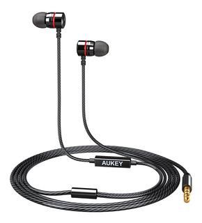 Auriculares Intrauditivos Ep-x3 4 Con Microfono Aukey