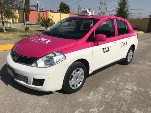 Nissan Tiida Taxi 2012