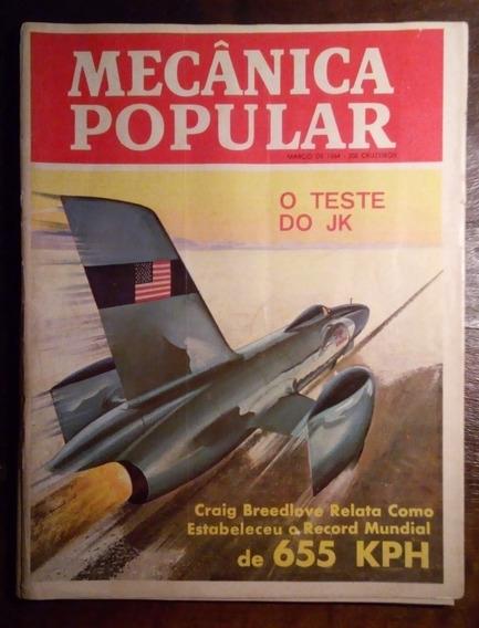 Mecânica Popular Volume 51 Março 1964