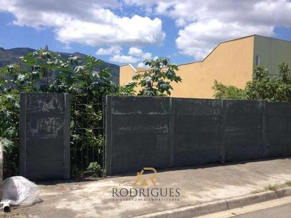 Terreno A Venda No Jardim Maristela Em Atibaia - Te0356-1