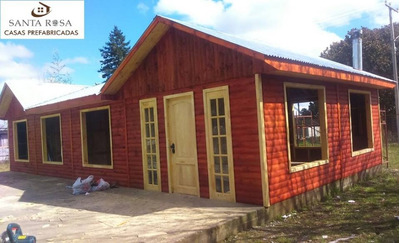 Casas Prefabricadas Santa Rosa (chillán)