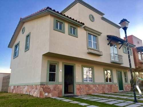 Casa En Venta Fraccionamiento Real Solare Queretaro