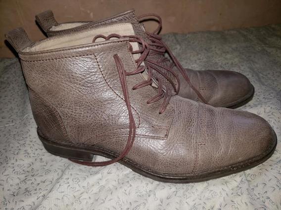 Botas De Cuero 45