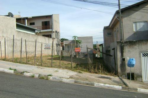 Terreno Plano À Venda, 250 M² - Jardim Santo Antonio - Vinhedo/sp - Te1632