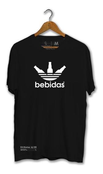 Camiseta Unibutec Bebidas Logo adidas
