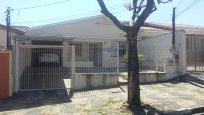 Casa Residencial Para Venda, Jardim Leonor, Campinas. - Ca0343