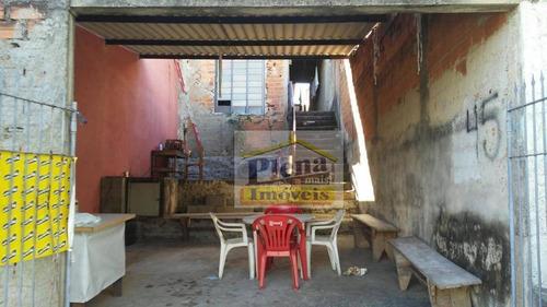 Casa Com 2 Dormitórios À Venda, 70 M² - Jardim Luiz Cia - Sumaré/sp - Ca4041