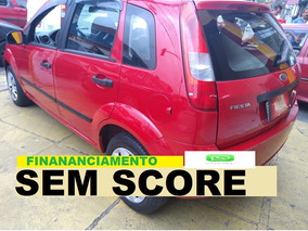 Ford Fiesta Hatch Financiamento Sem Score E Baixa Entrada