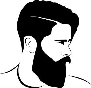 Adesivo Parede Salão Cabeleireiros Barbearia Barbeiro Barber