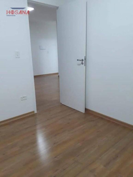 Apartamento Com 2 Dormitórios Para Alugar, 50 M² Por R$ 1.250/mês - Região Central - Caieiras/sp - Ap0183