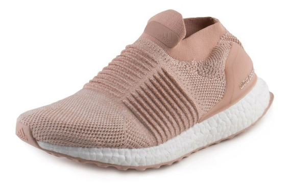 Tenis adidas Ultraboost Laceless Mujer Running Training Gym