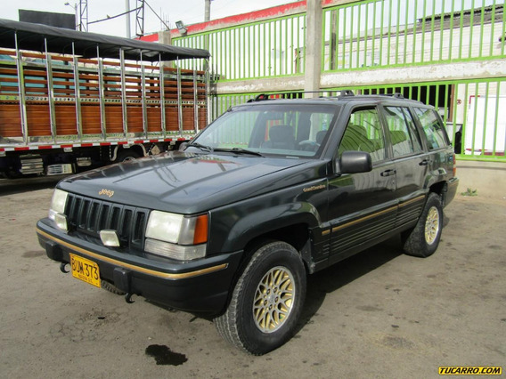 Jeep Grand Cherokee 5200 At