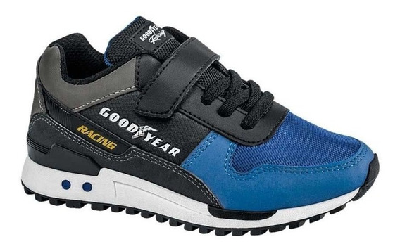 Tenis Casuales Goodyear Racing 3794 Niños 822270