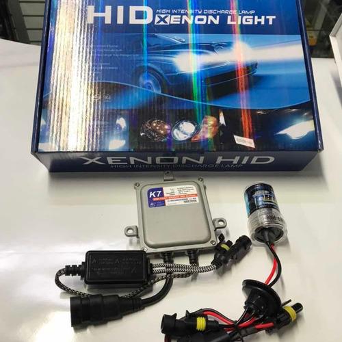 Imagen 1 de 7 de Hid 55 Watts Xenon Fast Star (rápido Encendido) Digital