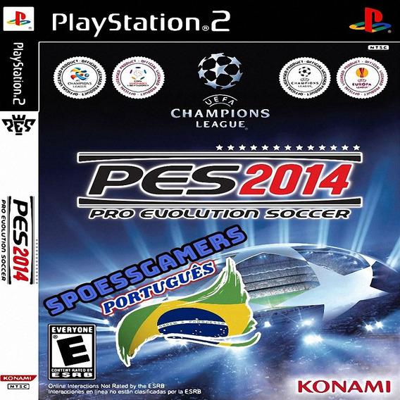 Pes 2014 Portugues Pro Evolution Soccer Ps2 Patch
