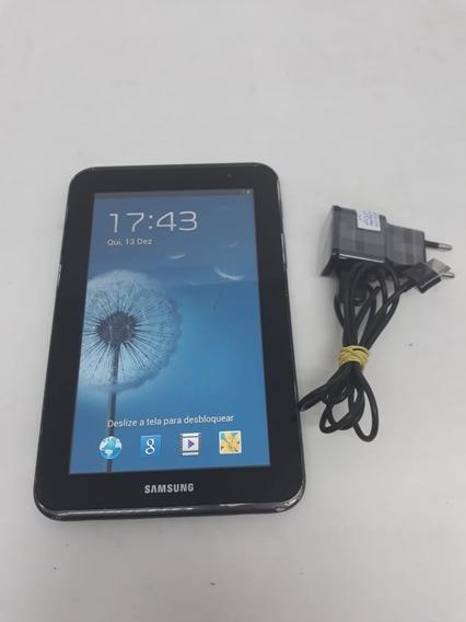 Tablet Samsung 7.0 P3100 Funciona Com Chip 3g