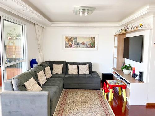 Apartamento Supremo 108m² 3 Dormitórios 1 Suite 3 Vagas
