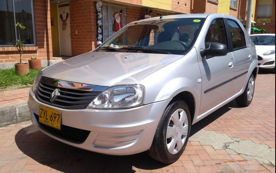 Renault Logan Expression 1600 Con Aire