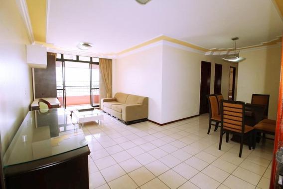 Apartamento Em Fátima, Fortaleza/ce De 120m² 3 Quartos À Venda Por R$ 550.000,00 - Ap161596