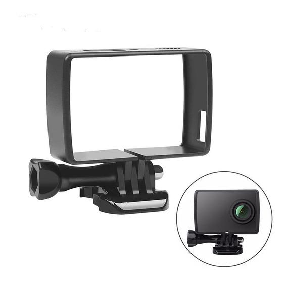 Armação Frame / Moldura Para Câmera Xiaomi Yi 2k