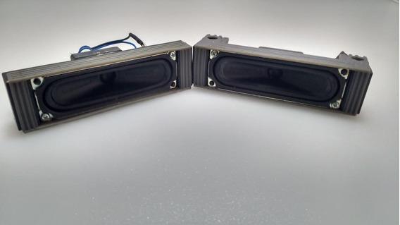 Par Auto Falante Tv Samsung U23l2nf01 Modelo Lt23d310lh