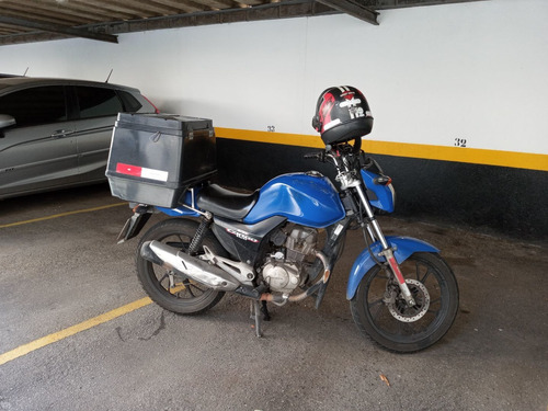 Honda Cg150 Cargo Esd Flex