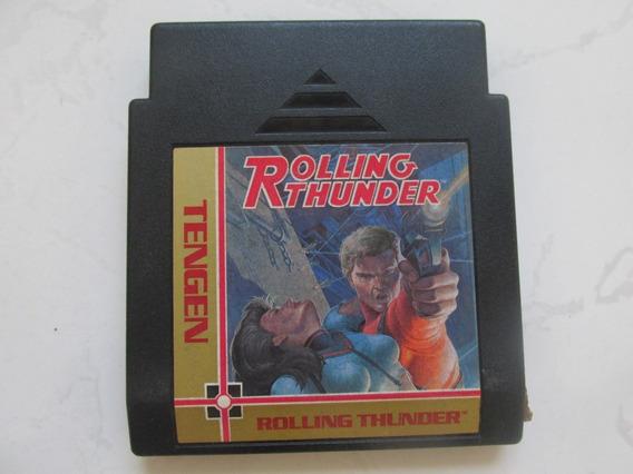 Rolling Tunder Nes Tengen