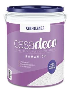 Casadeco Romanico Revestimiento 30kg Colores Pinxel