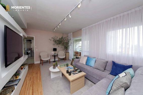Apartamento Residencial À Venda, Taquaral, Campinas. - Ap0187