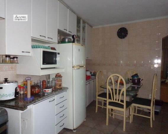 Casa A Venda No Bairro Jardim Anchieta Em Mauá - Sp. 2 Banheiros, 2 Dormitórios, 3 Vagas Na Garagem, 1 Cozinha, Área De Serviço, Copa, Sala De Tv, Sala De Jantar. - 1603 - 1603 - 34725252