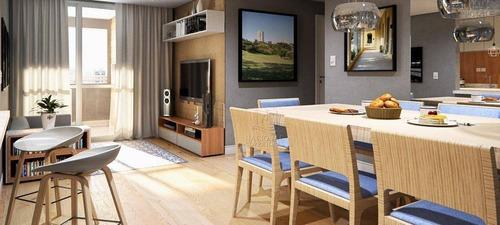 Apartamento À Venda, 65 M² Por R$ 390.000,00 - Vila Curuçá - Santo André/sp - Ap11669