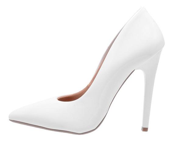 Sapato Feminino Scarpin Salto Alto 11cm - Sandália Feminina