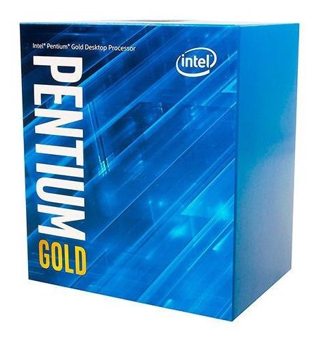 Processador Intel Pentium Gold S1151 Lga1151 Box (15337)