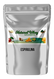 Espirulina Pura 500 Gr Proteina Natural De Alga