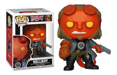 Funko Pop 750 Hellboy - Movie 2019 - Daleplay